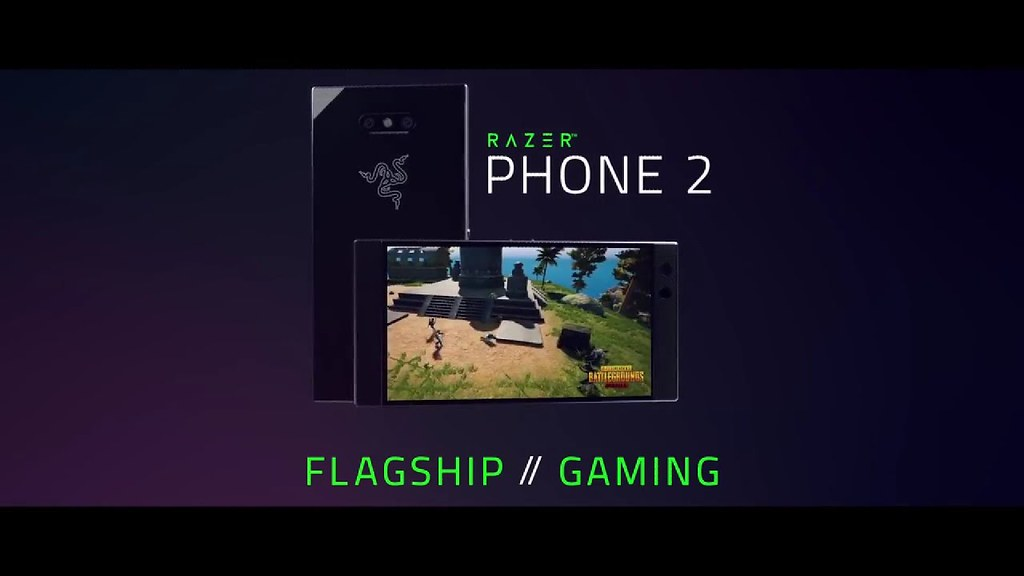 Razer Phone 2 Official Trailer HD
