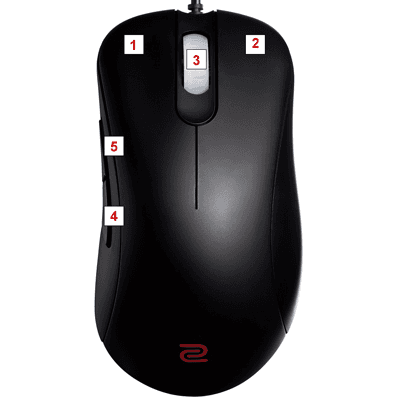 Сенсор Zowie EC2