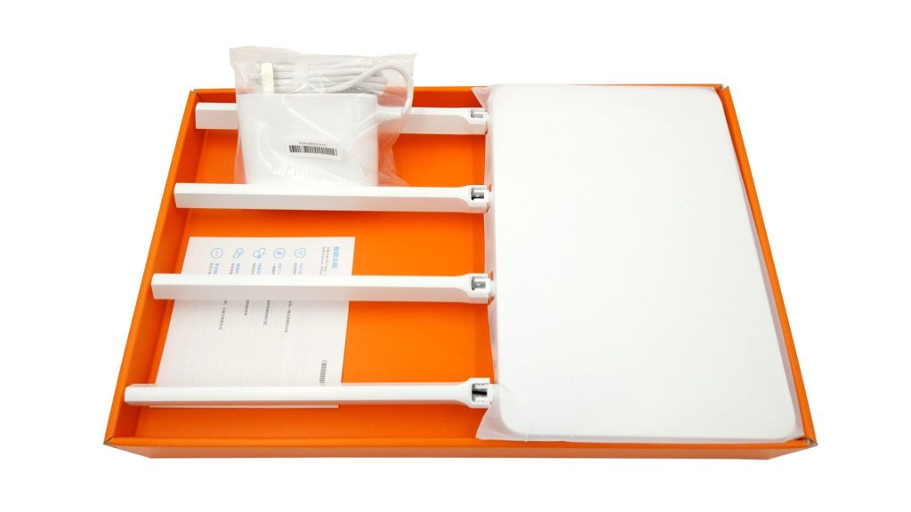 Xiaomi router 3G included